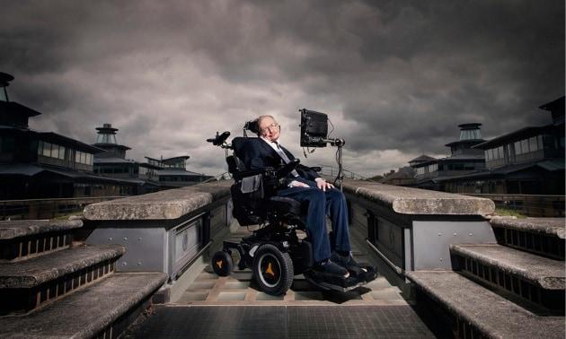 Scienza, futuro, malattia: la versione di Hawking