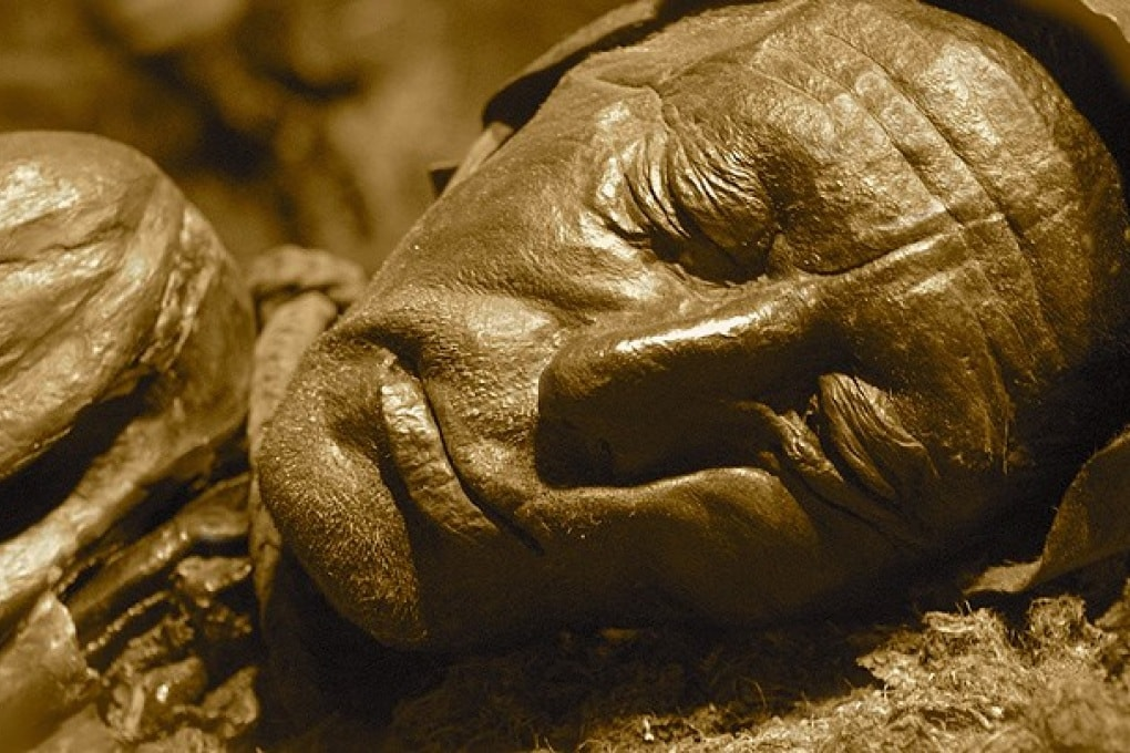Le misteriose mummie di palude