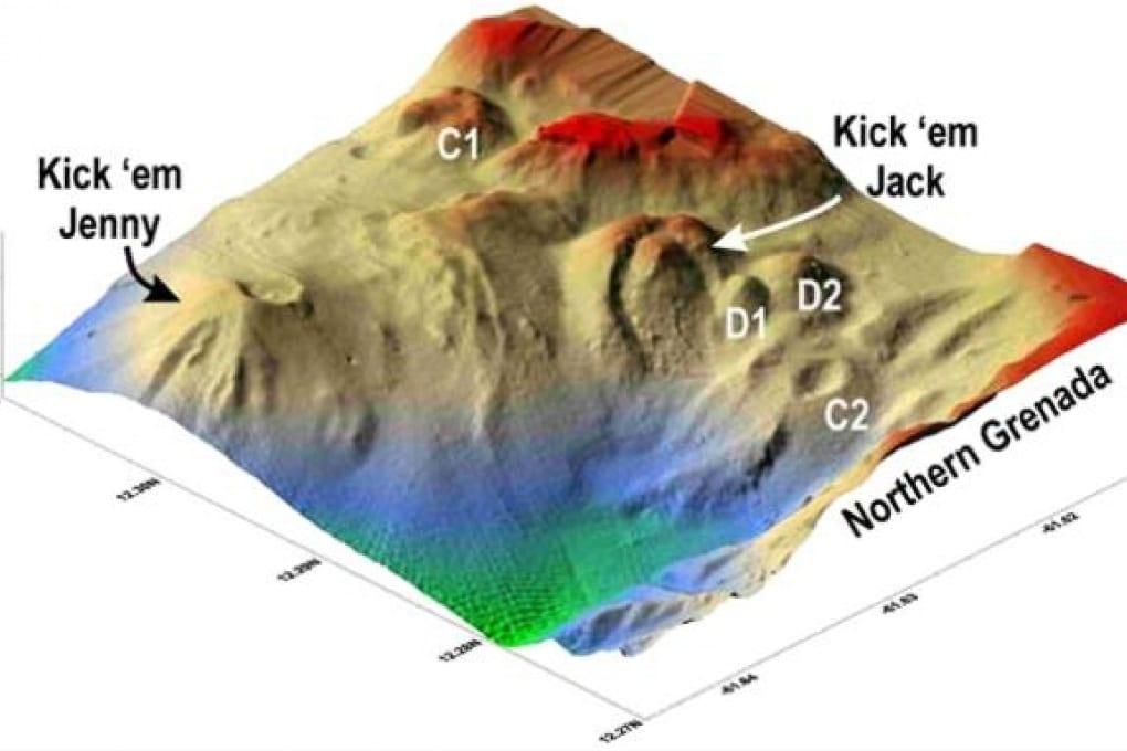 Vulcani: il suo nome fa sorridere, ma è pronto a eruttare