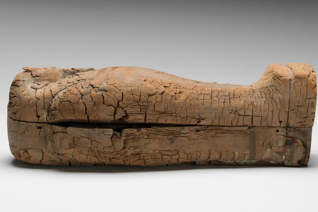 La mummia più giovane mai ritrovata