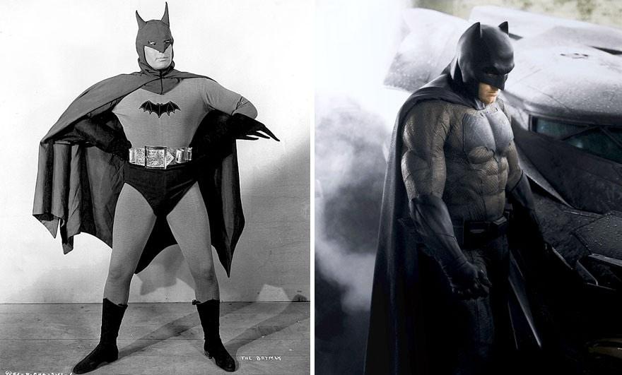 batman1943and2016