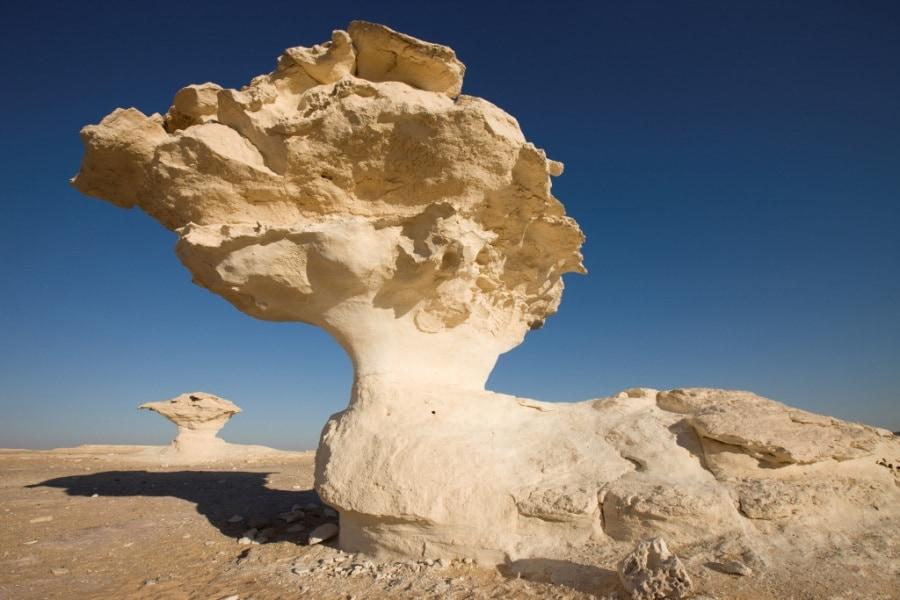 Il fascino spettrale del deserto bianco for Colore vento di sabbia deserto