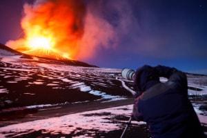 vulcani, etna