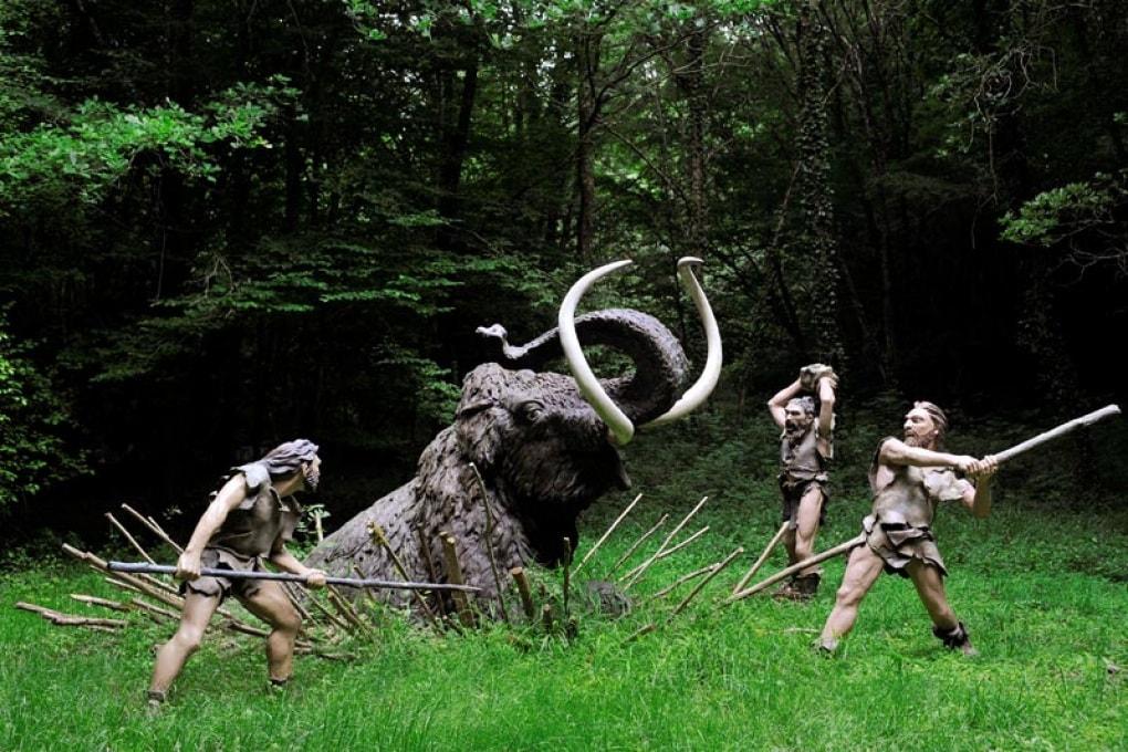 A caccia, un milione e mezzo di anni fa