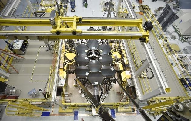 James Webb Telescope, così nasce il più grande telescopio spaziale