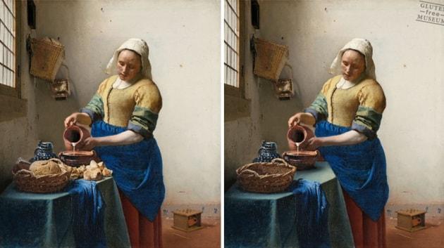 Il mondo (dell'arte) senza glutine