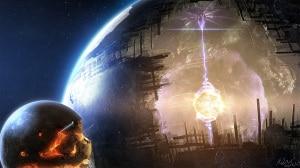alieni, energia oscura, stelle, sfera di dyson, civiltà aliene, espansione universo, extraterrestri