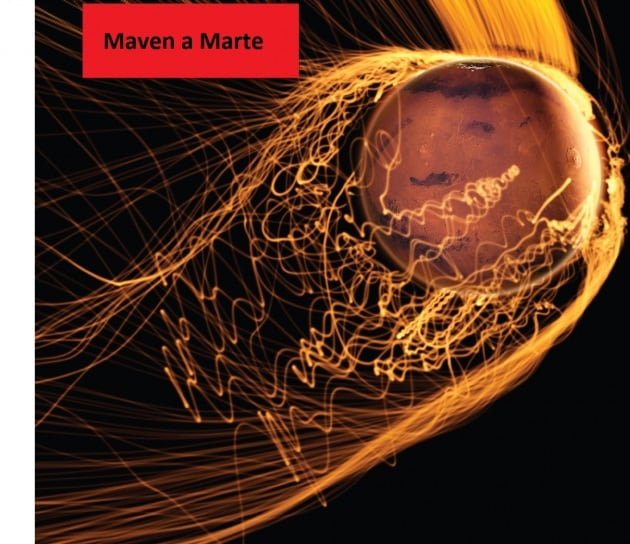 Nasa: nuovi studi spiegano com'è scomparsa l'atmosfera di Marte