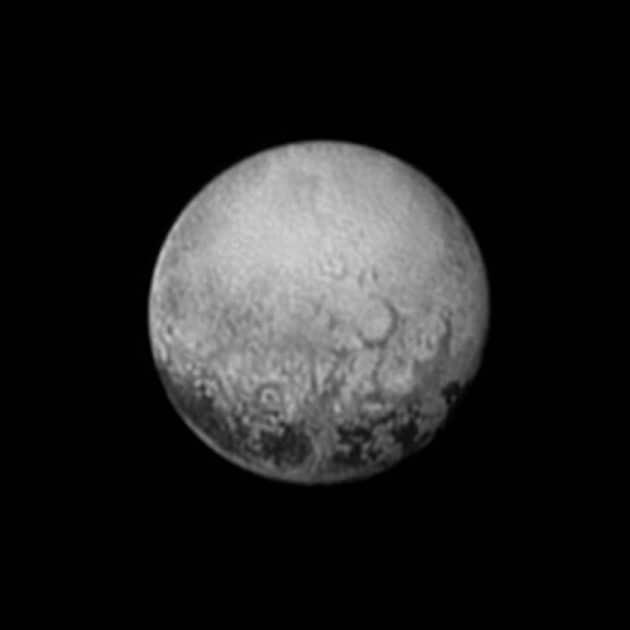 New Horizons e Plutone: la
