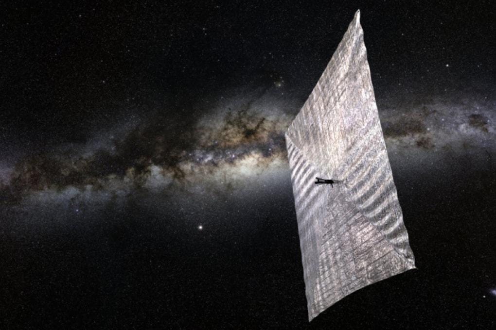 LightSail: va nello Spazio la prima vela solare privata