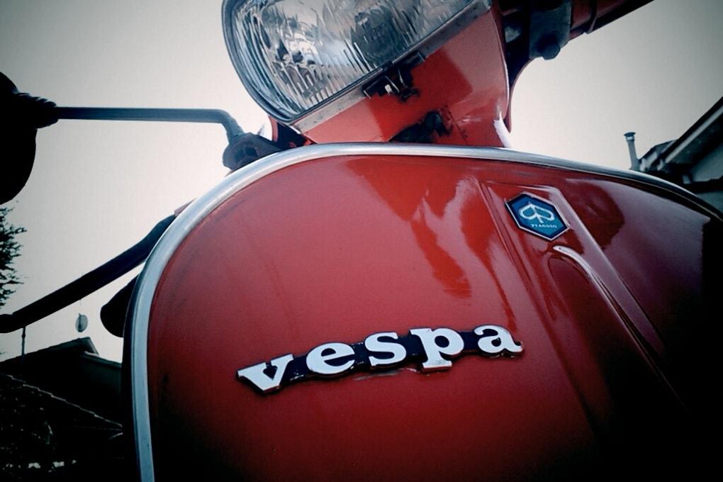 Com'è nato il nome della Vespa?