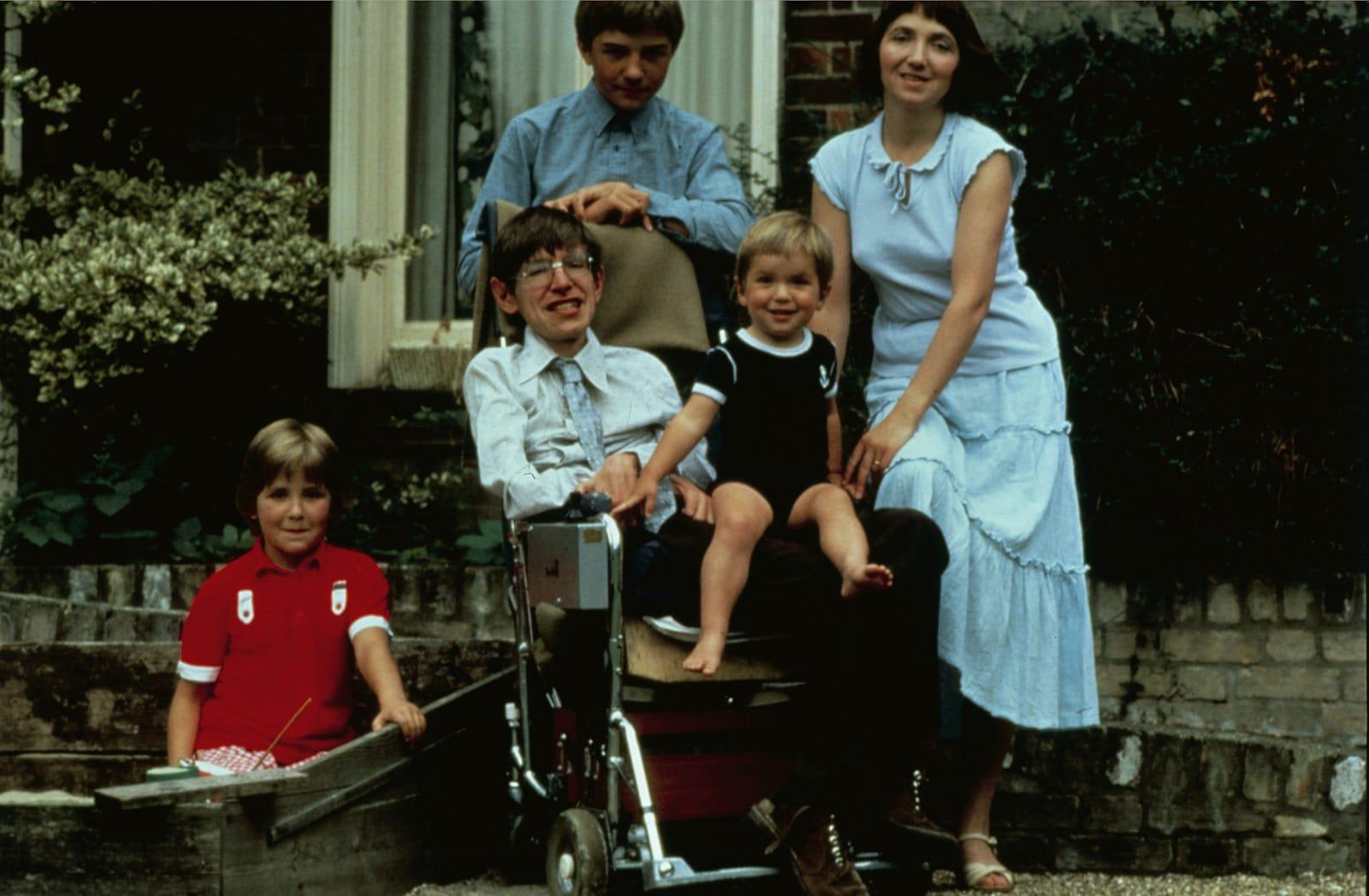 10 cose che (forse) non sai su Stephen Hawking - Focus.it Stephen Hawkings Children