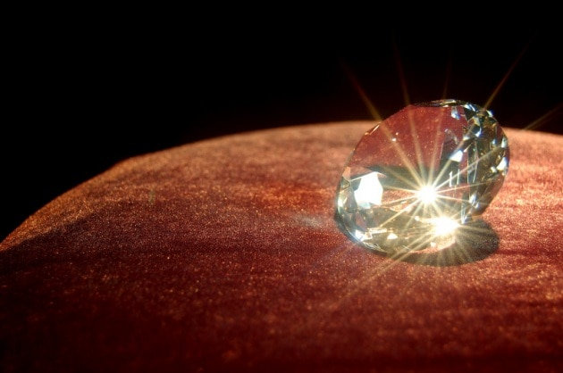 Termometri ultraprecisi dai diamanti
