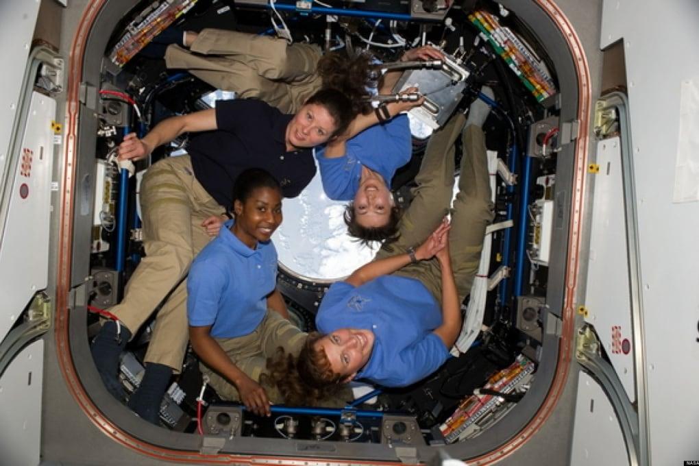 Come fanno le astronaute con il ciclo?