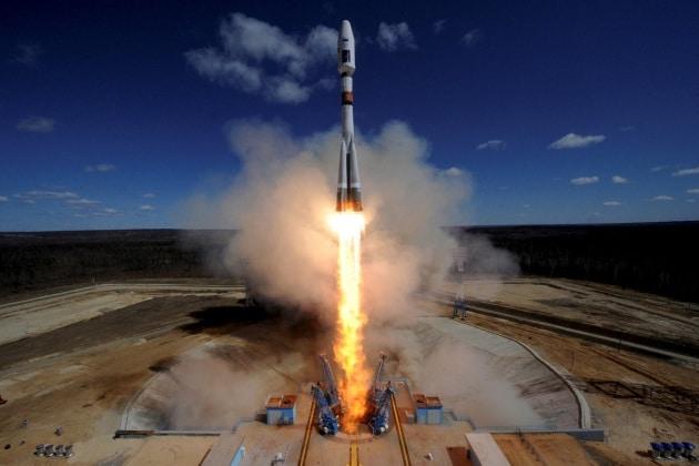 Primo lancio russo dal nuovo spazioporto siberiano
