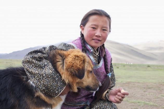 I primi cani addomesticati in Asia, non in Europa