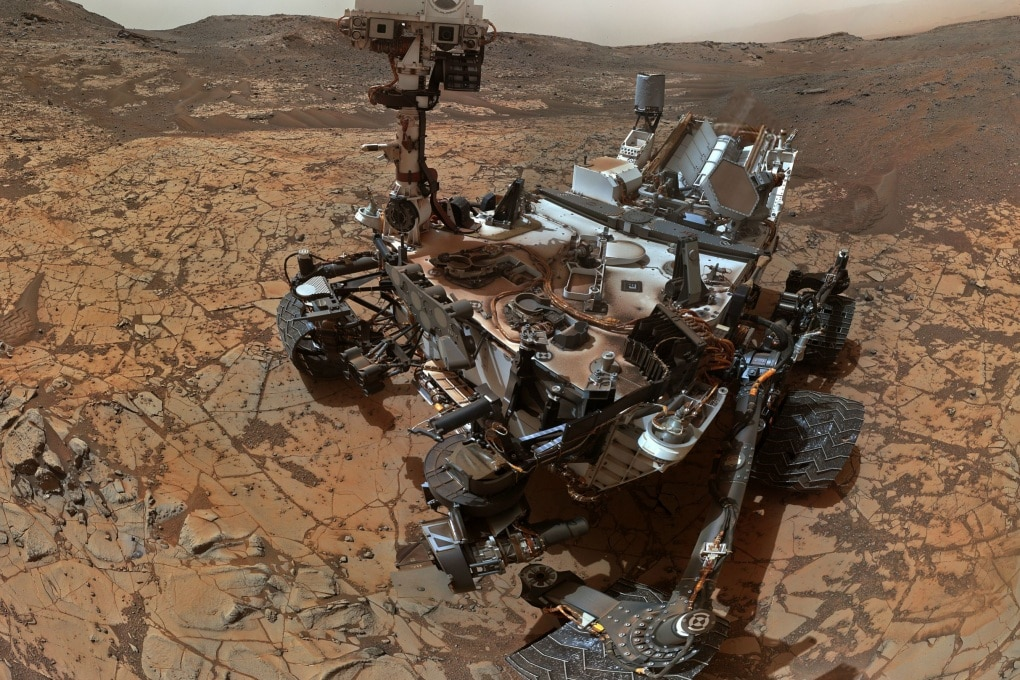 Marte: i mille giorni di Curiosity nel cratere Gale