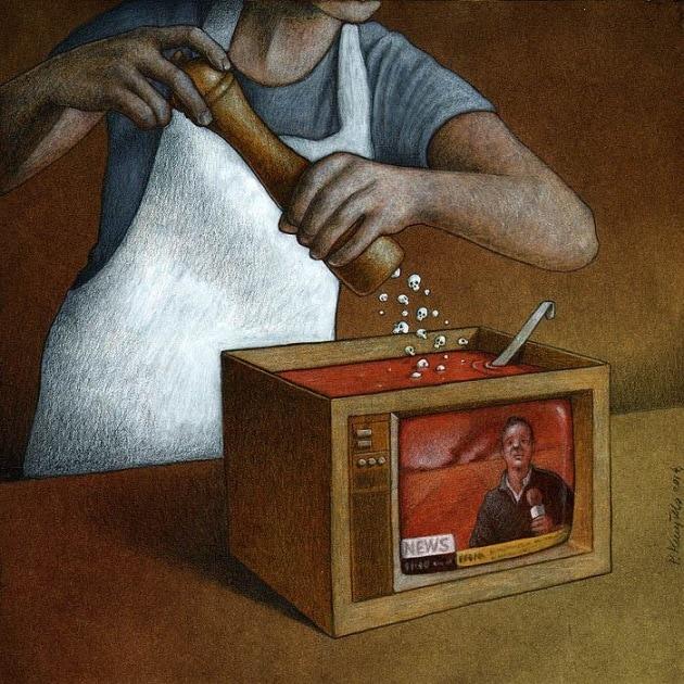 Il genere umano secondo Pawel Kuczynski