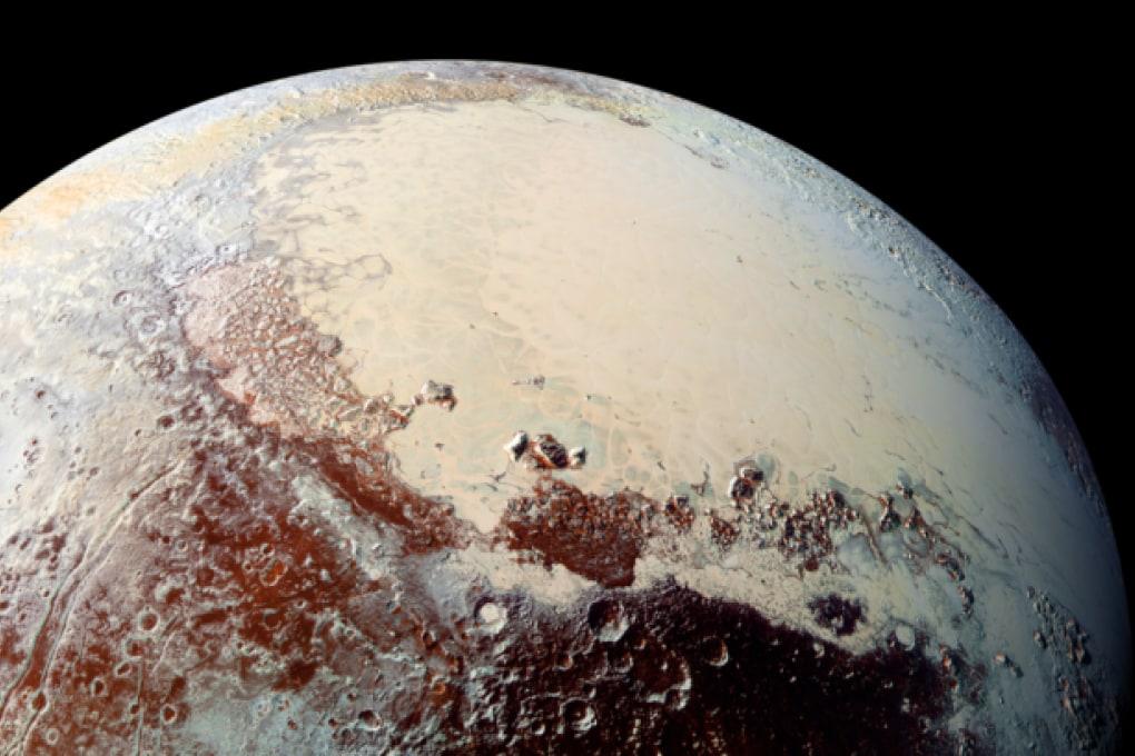 Plutone, il Frankenstein del Sistema Solare