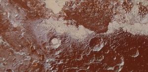 geologia di plutone