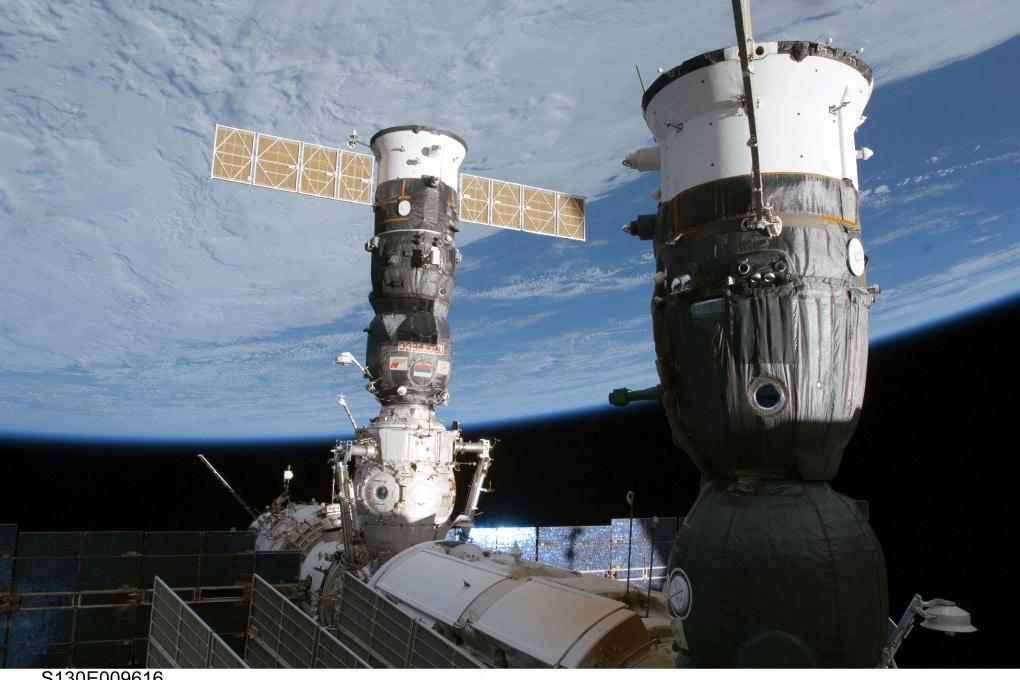 Incidente alla ISS: la Nasa minimizza