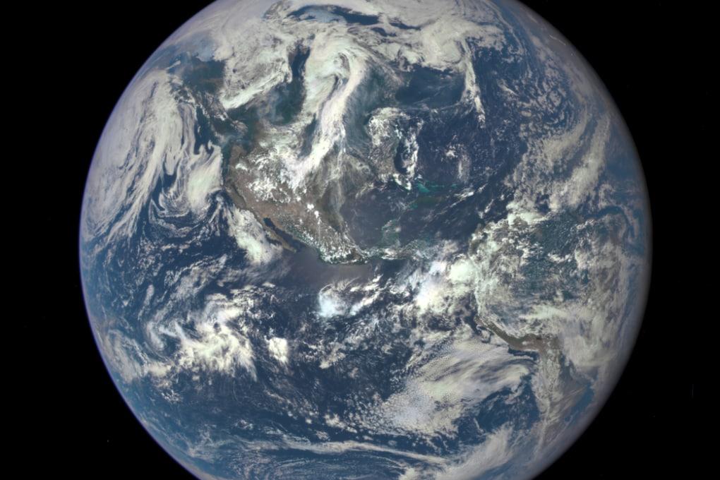 La Nasa cattura una foto epica della Terra