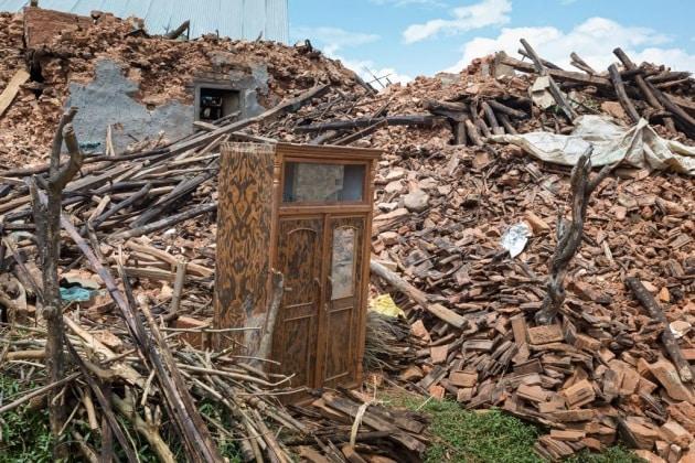 Rischio elevato per un altro sisma in Nepal