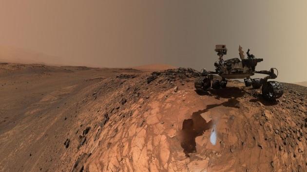 Acqua su Marte, e Curiosity resta a guardare