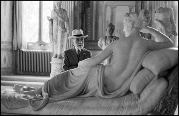 I grandi fotografi internazionali e l'Italia