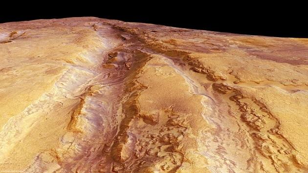 Che fine ha fatto l'atmosfera di Marte?