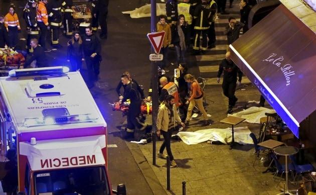 13 novembre, la Notte di Parigi
