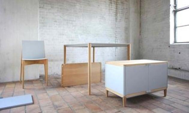 Casa Arredamento Riciclato : Italiani in casa l arredamento è chic con i mobili vintage e