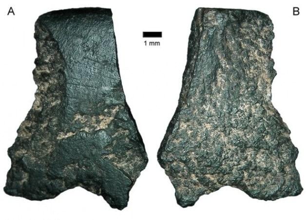 L'ascia più antica del mondo