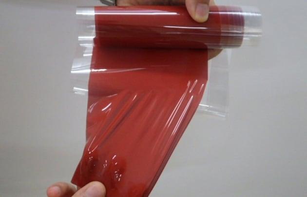La gomma che genera energia