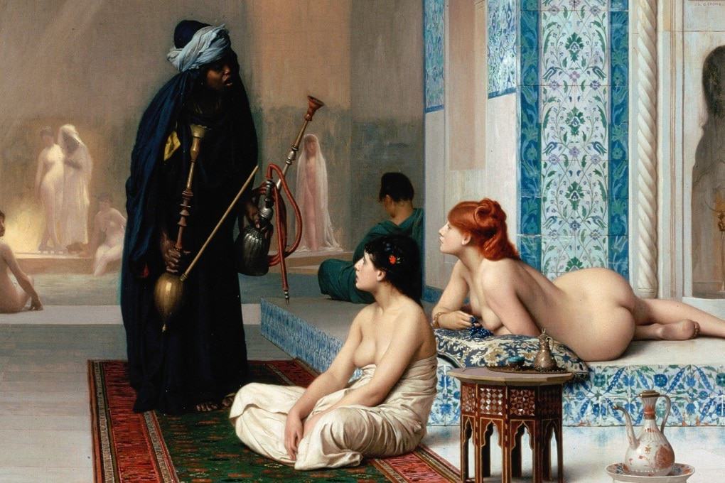 La storia degli eunuchi