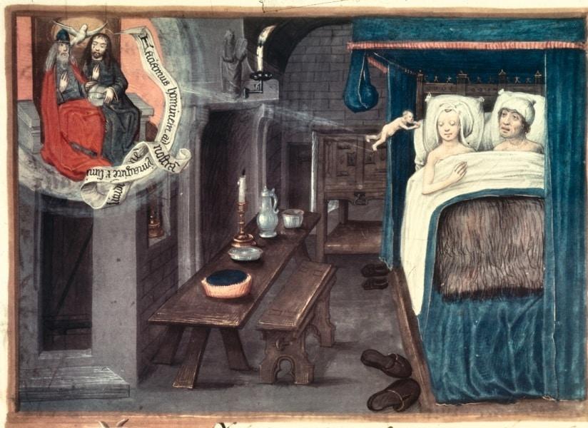 11 cose che (forse) non sai sul sesso nel Medioevo