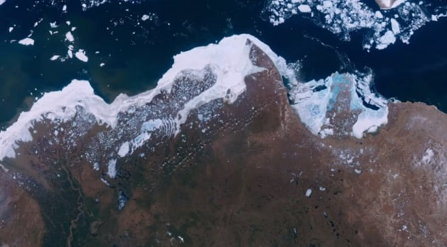 Il messaggio degli astronauti per la COP 21