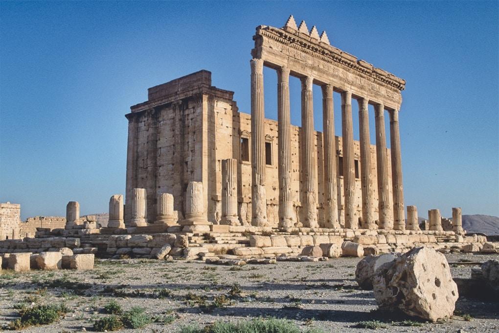 La storia di Palmira