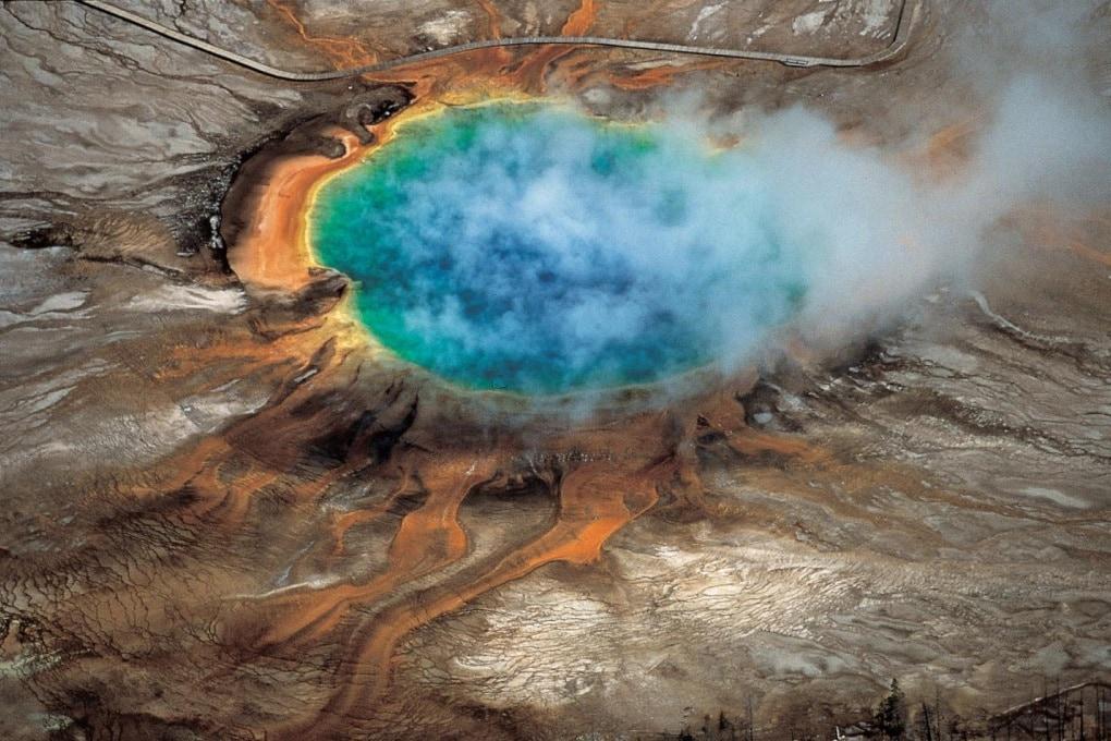 Scoperte enormi quantità di magma sotto Yellowstone