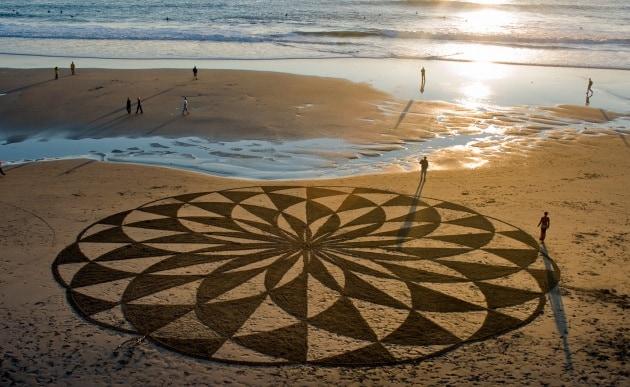 Non solo Floating Piers: i capolavori della land art