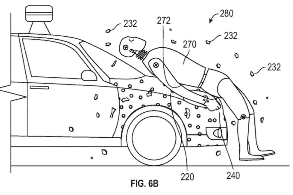 Google Car: carta moschicida contro gli incidenti