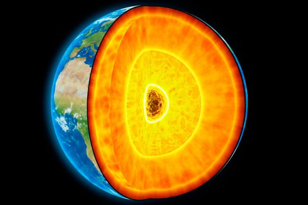 Il mantello terrestre è più caldo del previsto
