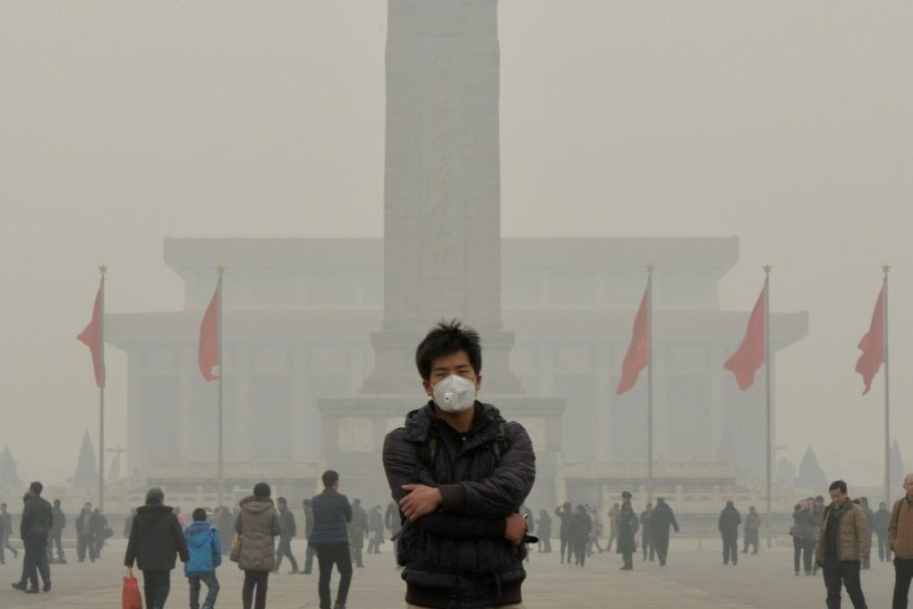 Cina, l'inquinamento uccide 4.000 persone al giorno