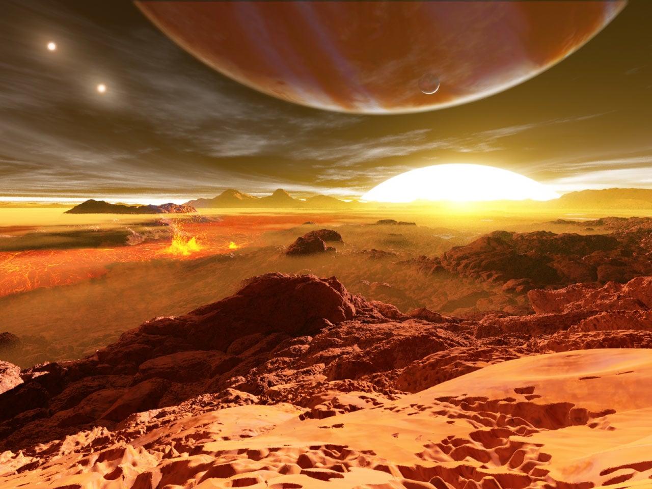 nasa planetary scientists - HD1280×960