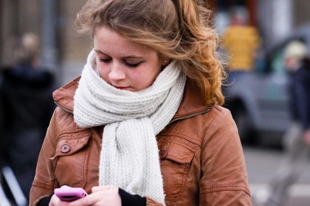 Smartphone walking: quando camminare può far male