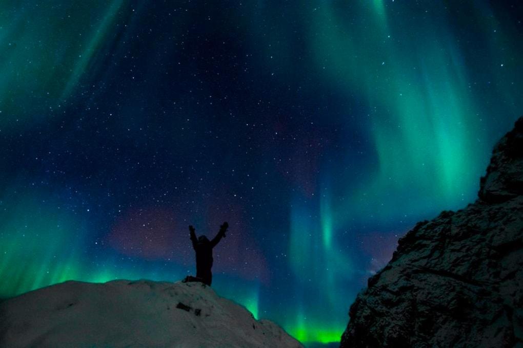Qual è l'origine dell'aurora boreale?