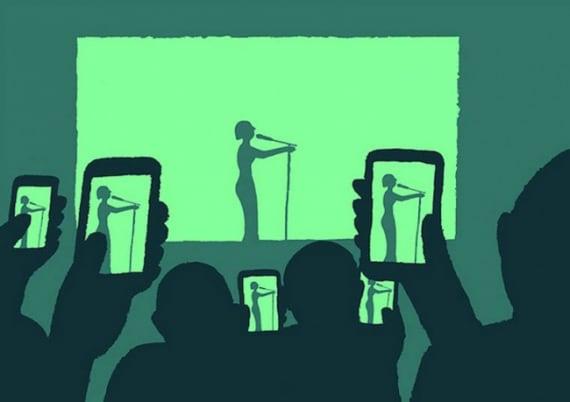 L'ossessione per la tecnologia