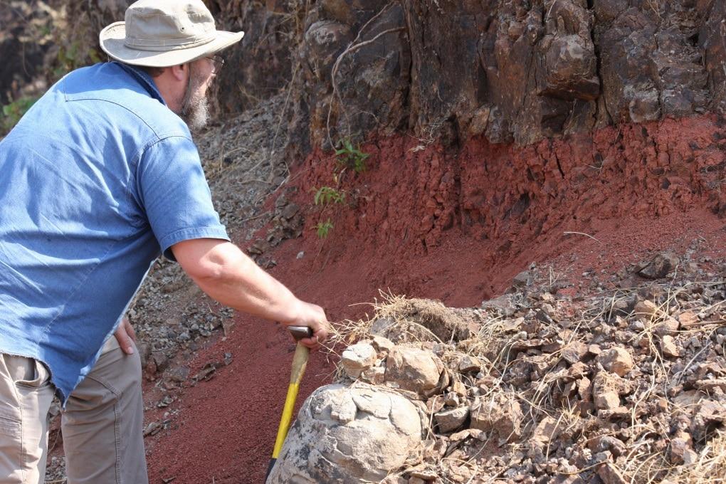 Asteroide e vulcani alleati nell'estinzione