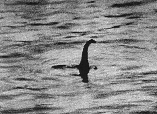 Il mostro di Loch Ness nel Doodle di Google
