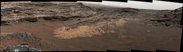Nuovi enigmi dalle sabbie di Marte